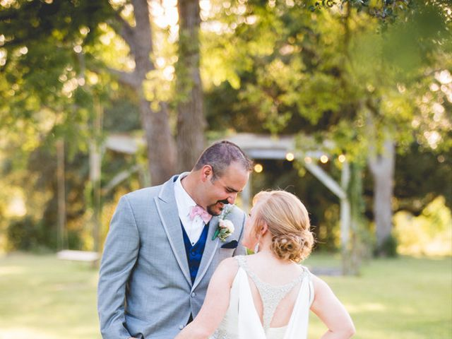 Katy and Michael's Wedding in Austin, Texas 15