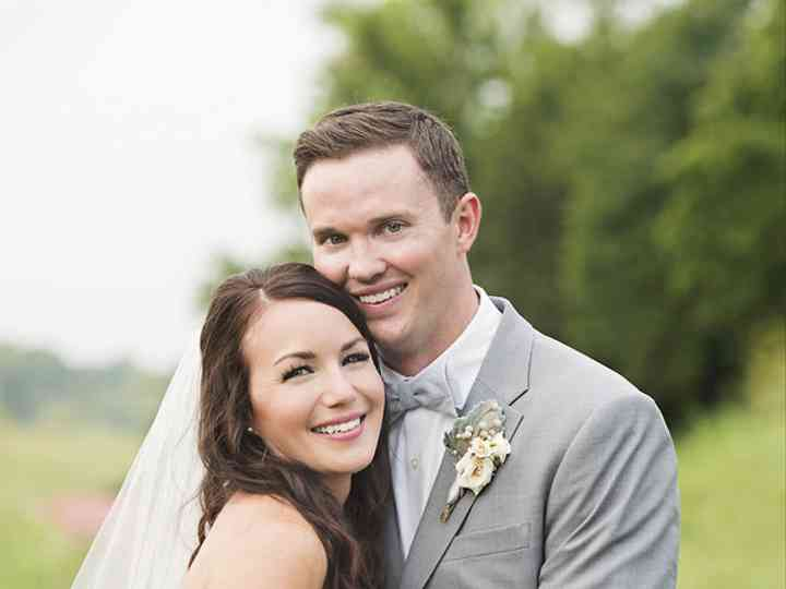 The wedding of Ian and Tami