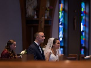 Thomas and Mary's Wedding in Sutton, Massachusetts 3