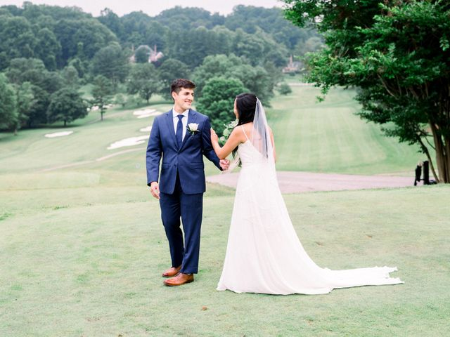 Danny and Libby's Wedding in Hunt Valley, Maryland 7