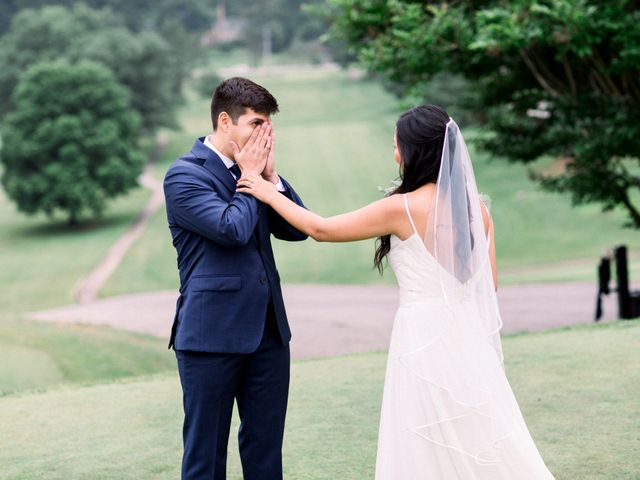 Danny and Libby's Wedding in Hunt Valley, Maryland 8