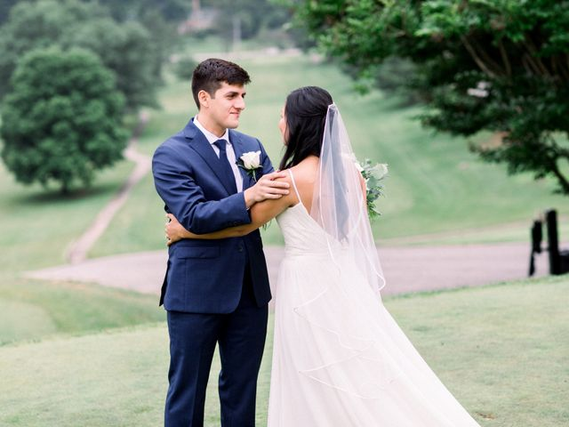 Danny and Libby's Wedding in Hunt Valley, Maryland 9