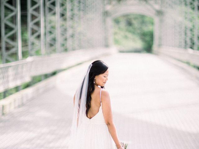 Danny and Libby's Wedding in Hunt Valley, Maryland 4