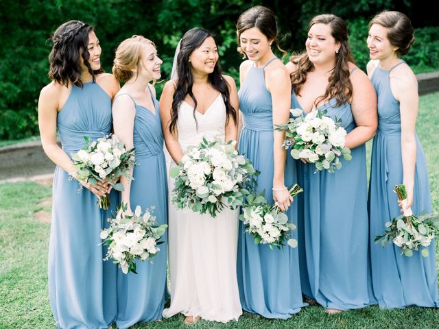 Danny and Libby's Wedding in Hunt Valley, Maryland 5