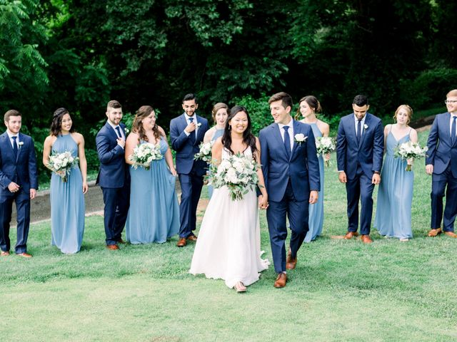 Danny and Libby's Wedding in Hunt Valley, Maryland 14