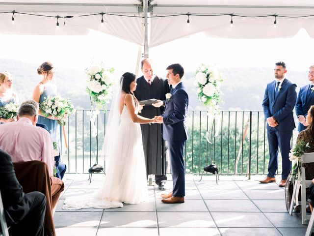 Danny and Libby's Wedding in Hunt Valley, Maryland 13