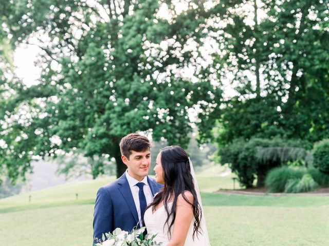 Danny and Libby's Wedding in Hunt Valley, Maryland 15