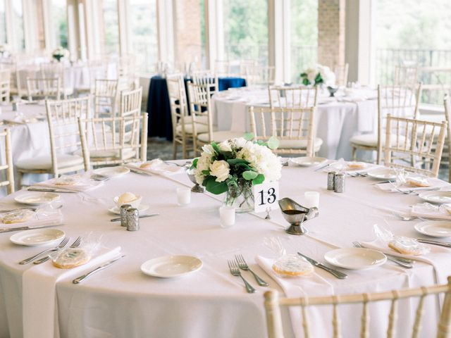 Danny and Libby's Wedding in Hunt Valley, Maryland 16