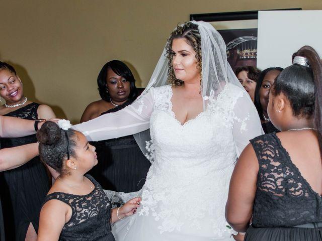 Michael and Jennifer's Wedding in Henrietta, New York 2
