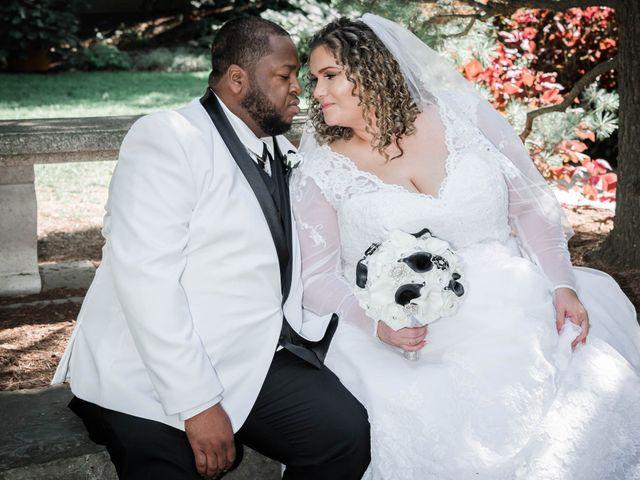Michael and Jennifer's Wedding in Henrietta, New York 1