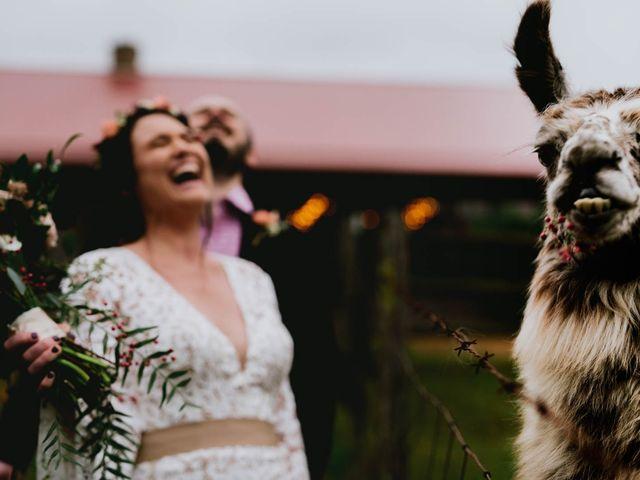 Gregg and Caitlin's Wedding in Asheville, North Carolina 2