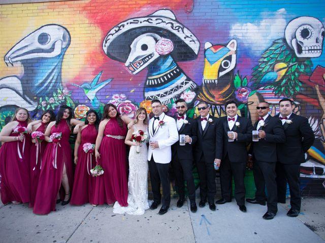 Adan and Yolanda's Wedding in Chicago, Illinois 7