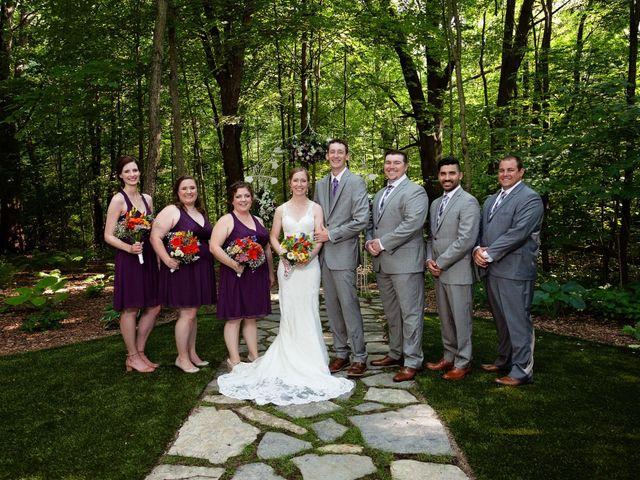 Scott and Nicole's Wedding in Benton Harbor, Michigan 1