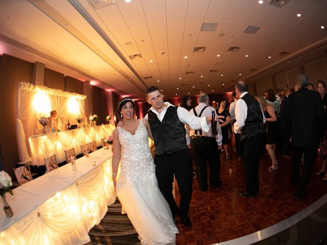 Mike and Jenelle's Wedding in Niagara Falls, New York 1