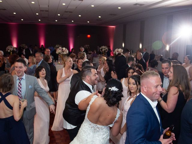 Mike and Jenelle's Wedding in Niagara Falls, New York 2