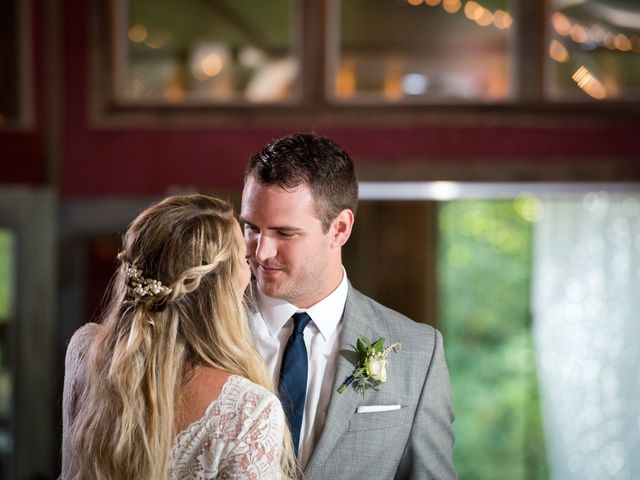 Seth and Blair's Wedding in Glenville, North Carolina 5