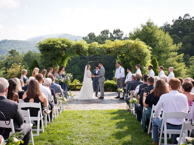 Seth and Blair's Wedding in Glenville, North Carolina 8