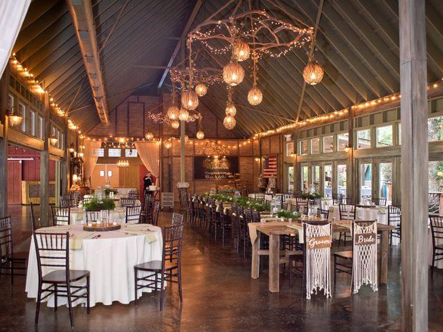 Seth and Blair's Wedding in Glenville, North Carolina 14