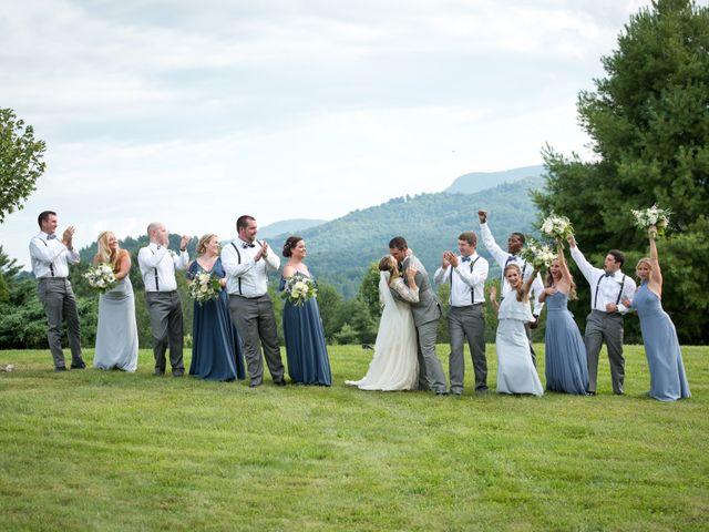Seth and Blair's Wedding in Glenville, North Carolina 27