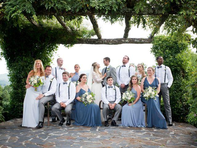 Seth and Blair's Wedding in Glenville, North Carolina 28