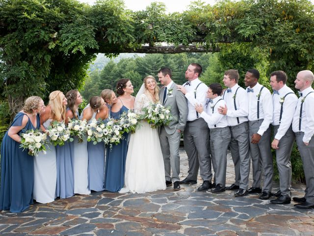 Seth and Blair's Wedding in Glenville, North Carolina 29