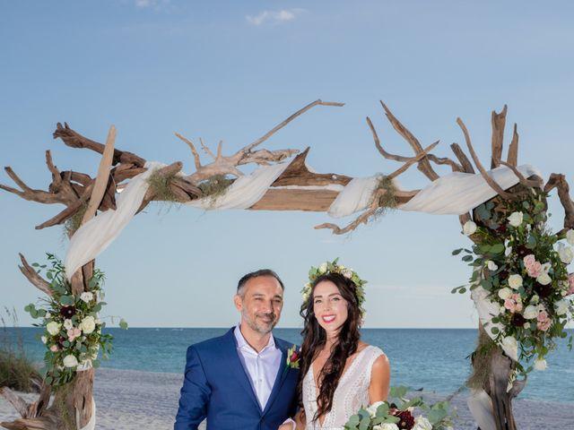 James  and Kristin's Wedding in Anna Maria, Florida 1