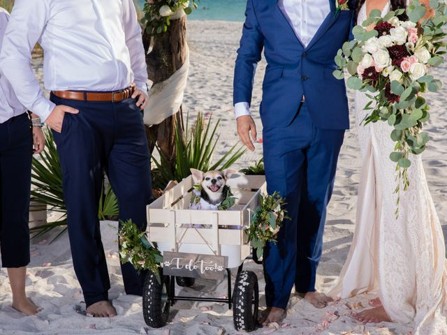 James  and Kristin's Wedding in Anna Maria, Florida 2
