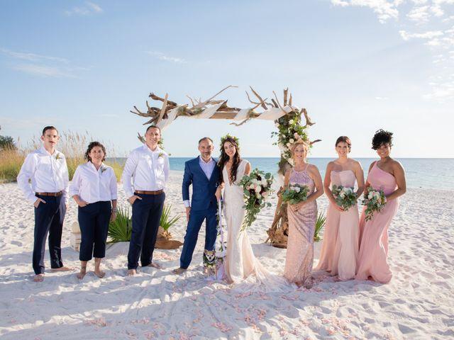 James  and Kristin's Wedding in Anna Maria, Florida 4