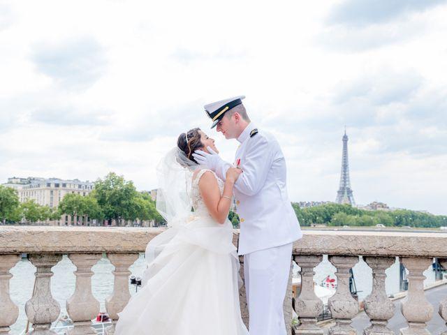 Brian and Debora's Wedding in Paris, France 6