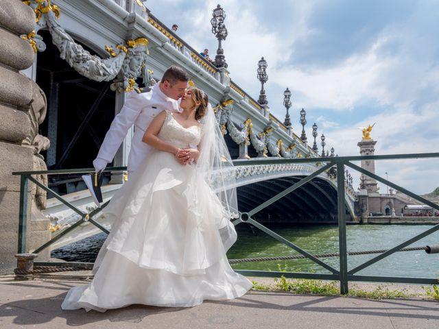 Brian and Debora's Wedding in Paris, France 1