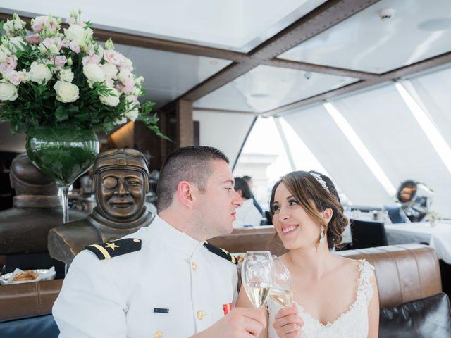 Brian and Debora's Wedding in Paris, France 10