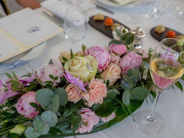 Brian and Debora's Wedding in Paris, France 12