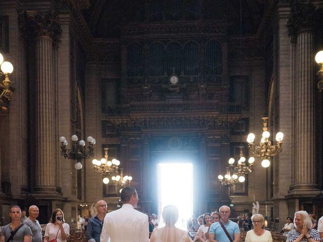 Brian and Debora's Wedding in Paris, France 16
