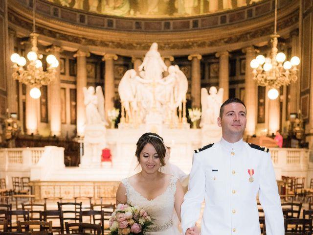 Brian and Debora's Wedding in Paris, France 17