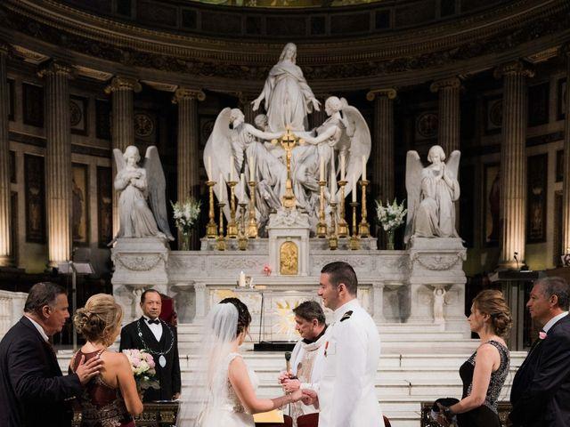 Brian and Debora's Wedding in Paris, France 19