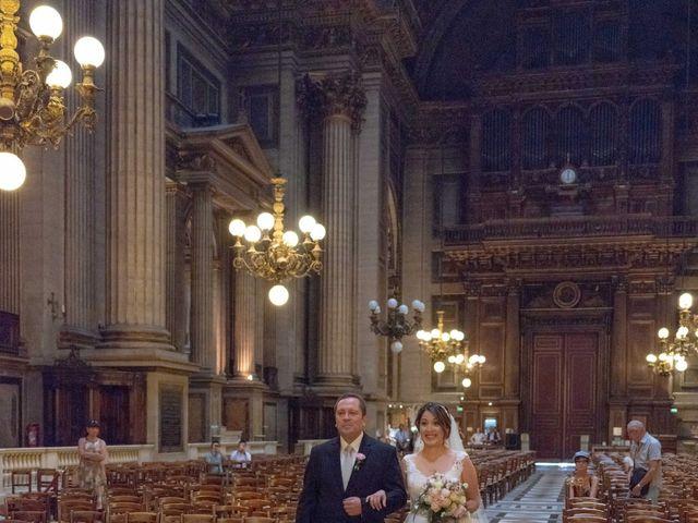 Brian and Debora's Wedding in Paris, France 20