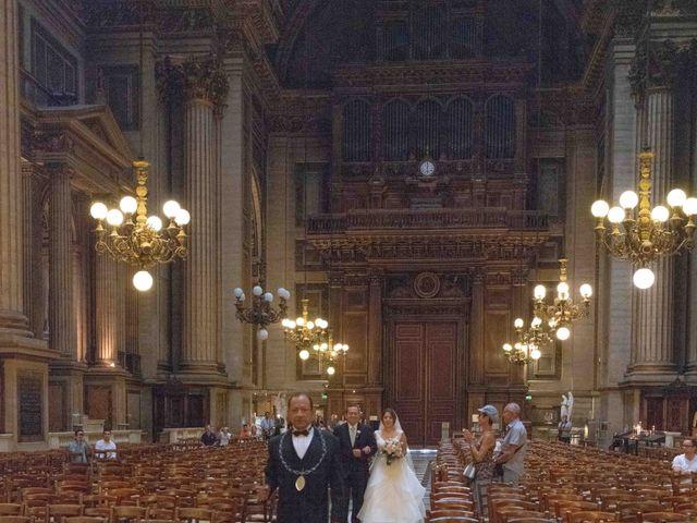 Brian and Debora's Wedding in Paris, France 21