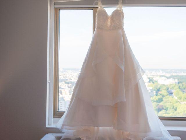 Brian and Debora's Wedding in Paris, France 25