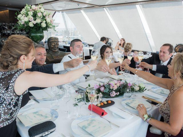 Brian and Debora's Wedding in Paris, France 28