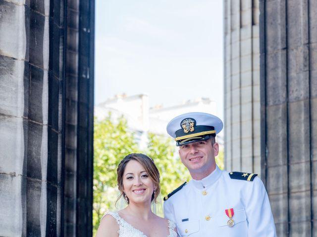 Brian and Debora's Wedding in Paris, France 36