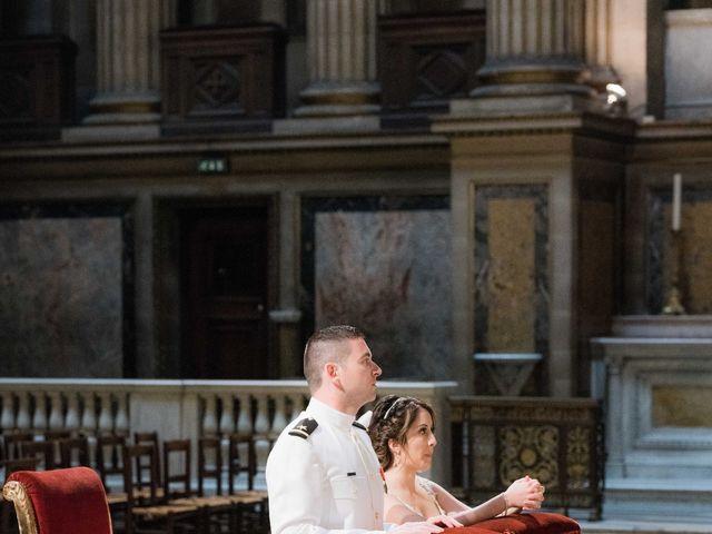 Brian and Debora's Wedding in Paris, France 37