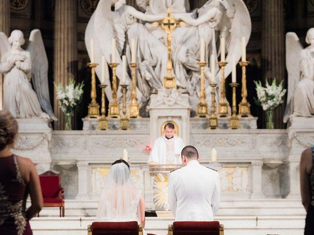 Brian and Debora's Wedding in Paris, France 38