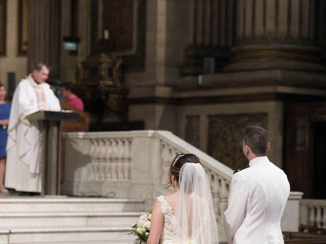Brian and Debora's Wedding in Paris, France 40