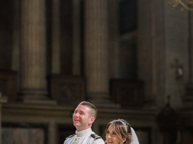 Brian and Debora's Wedding in Paris, France 43