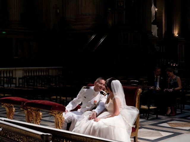Brian and Debora's Wedding in Paris, France 47