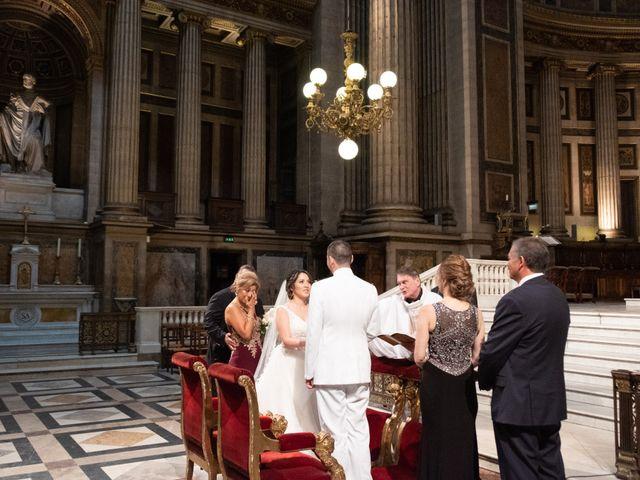 Brian and Debora's Wedding in Paris, France 48
