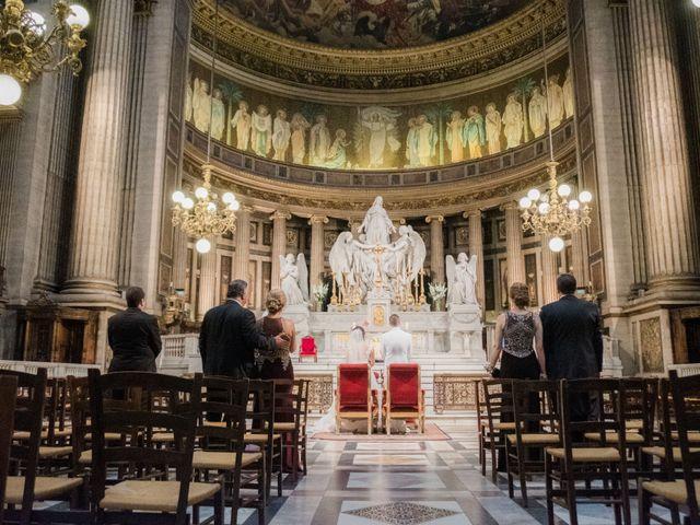 Brian and Debora's Wedding in Paris, France 50