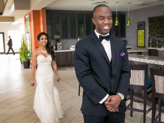 Raqaq and Lisa's Wedding in Homer Glen, Illinois 5