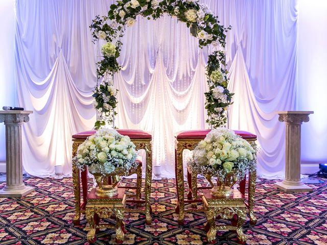 Raqaq and Lisa's Wedding in Homer Glen, Illinois 14