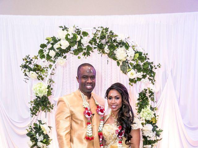 Raqaq and Lisa's Wedding in Homer Glen, Illinois 17